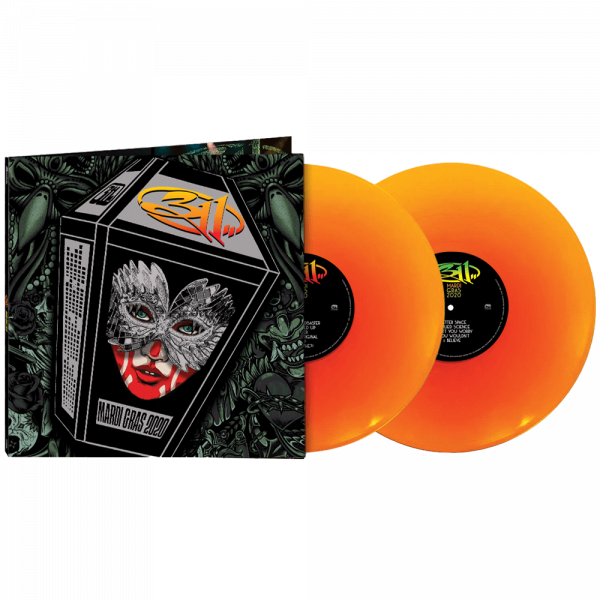 311 - Mardi Gras 2020 (Limited Edition Double Orange Vinyl)