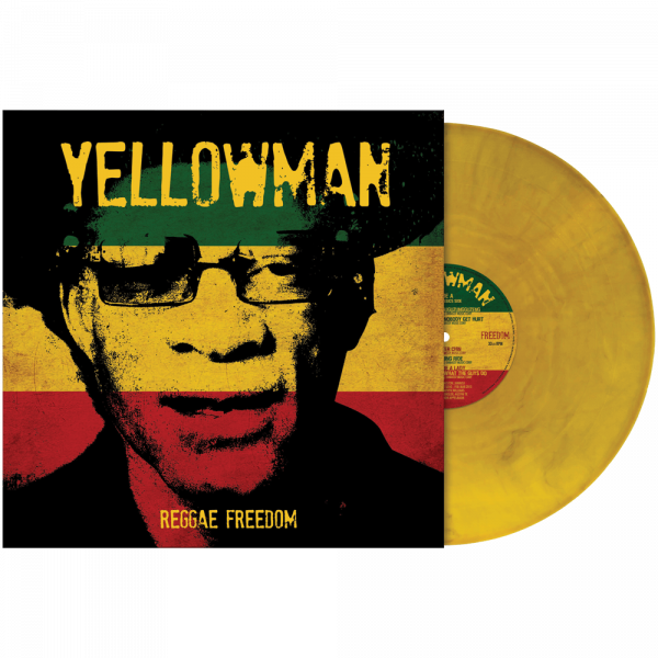 Yellowman - Reggae Freedom (Limited Edition Yellow Marble Vinyl)