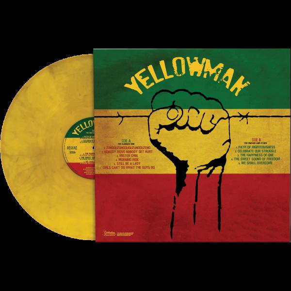 Yellowman - Reggae Freedom (Limited Edition Yellow Marble Vinyl)