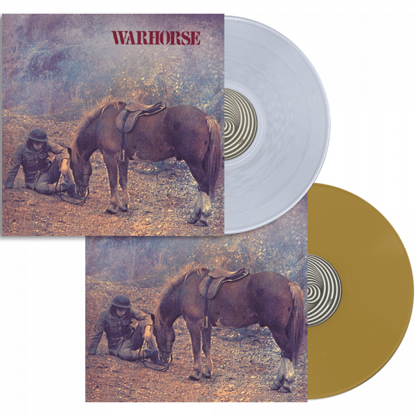 Warhorse - Warhorse (Limited Edition Colored Vinyl)