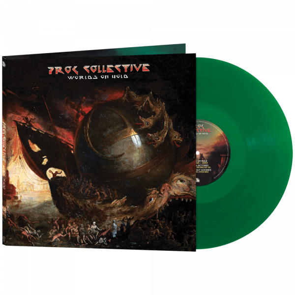 Prog Collective - Worlds On Hold (Limited Edition Green Vinyl)