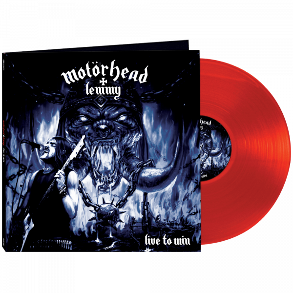 Motörhead & Lemmy - Live To Win (Limited Edition Colored Vinyl)