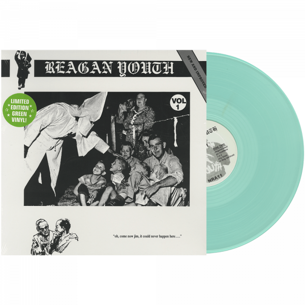 Reagan Youth - Volume One (Limited Edition Green Vinyl)