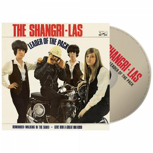 The Shangri-las - Leader of the Pack (CD)