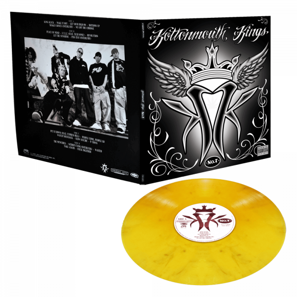 Kottonmouth Kings - No. 7 (Limited Edition Colored Double Vinyl)