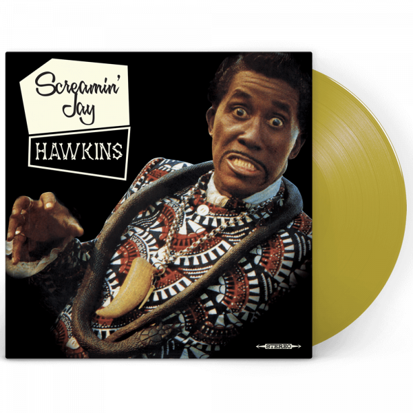 Screamin' Jay Hawkins - I Put A Spell On You (Limited Edition Gold Vinyl)