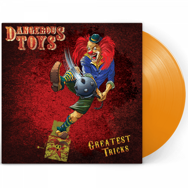 Dangerous Toys - Greatest Tricks (Limited Edition Orange Vinyl)