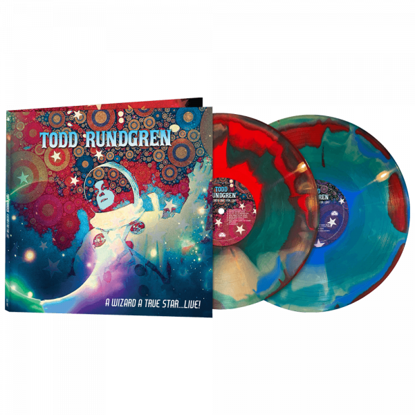 Todd Rundgren - A Wizard A True Star...Live! (Limited Edition Swirl Double Vinyl)