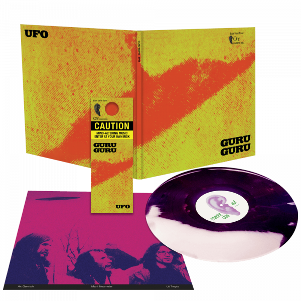 Guru Guru - UFO (Limited Edition Purple Haze Vinyl)