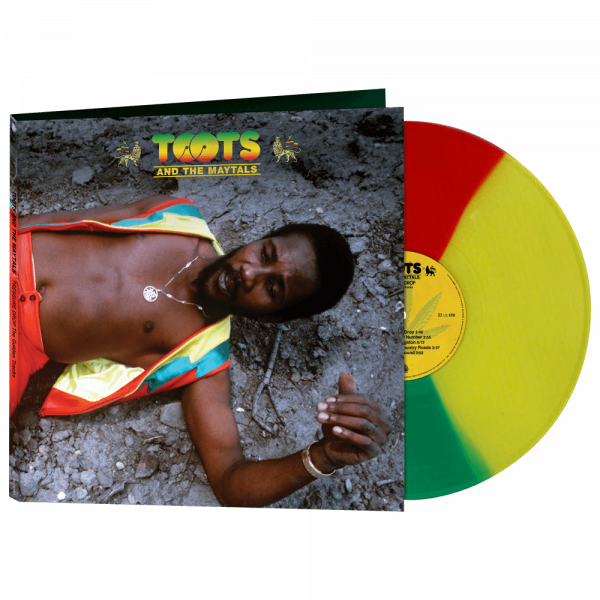 Toots & The Maytals - Pressure Drop - The Golden Tracks (Limited Edition Tricolor Vinyl)