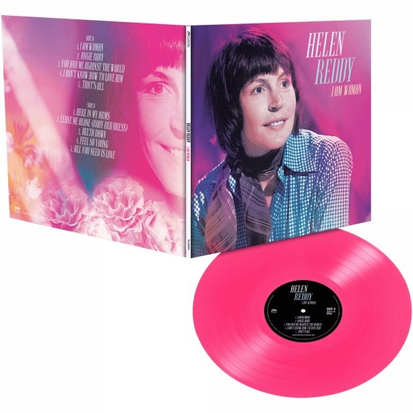 Helen Reddy - I am Woman (Limited Edition Pink Vinyl)