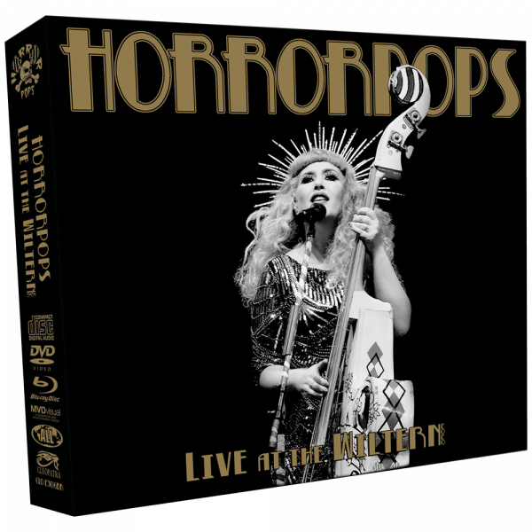 HorrorPops - Live at the Wiltern (CD+DVD+Blu-Ray)