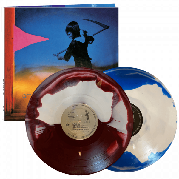 Amon Düül II - Yeti (Limited Edition Red & Blue Swirl Double Vinyl)