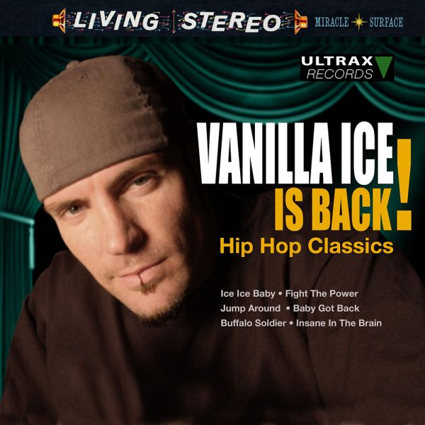 Vanilla Ice is Back! Hip Hop Classics (CD)