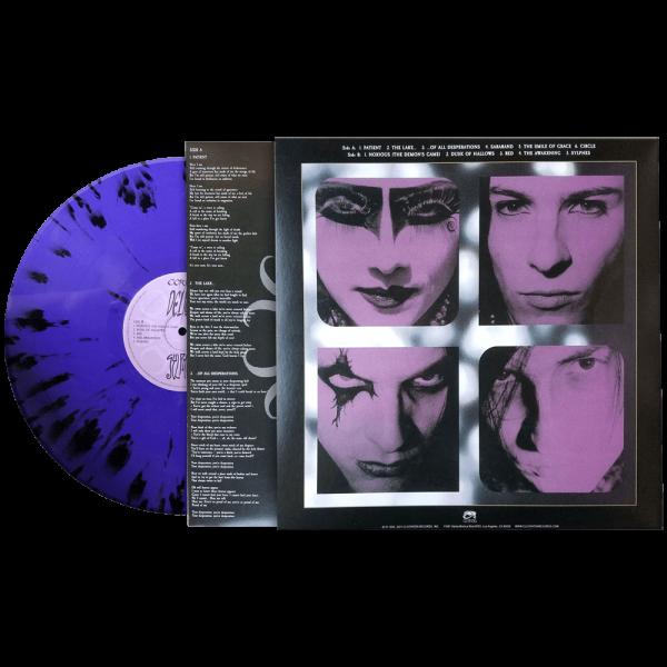 Corpus Delicti - Sylphes (Limited Edition Purple & Black Spatter Vinyl)