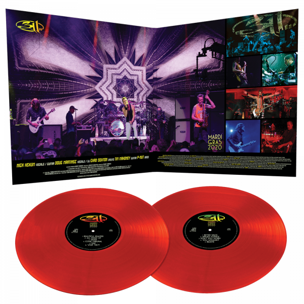 311 - Mardi Gras 2020 (Limited Edition Double Red Vinyl)