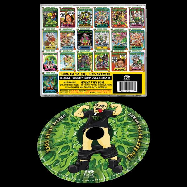 Green Jelly - Garage Band Kids (CD)