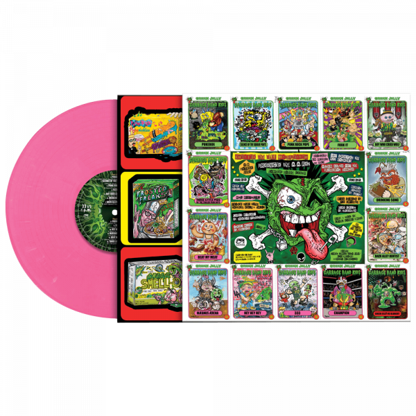 Green Jelly - Garage Band Kids (Limited Edition Colored Vinyl)