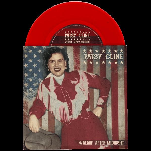Patsy Cline - Walkin' After Midnight