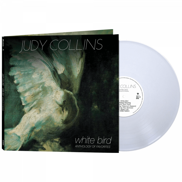 Judy Collins - White Bird - Anthology Favorites (Limited Edition White Vinyl)