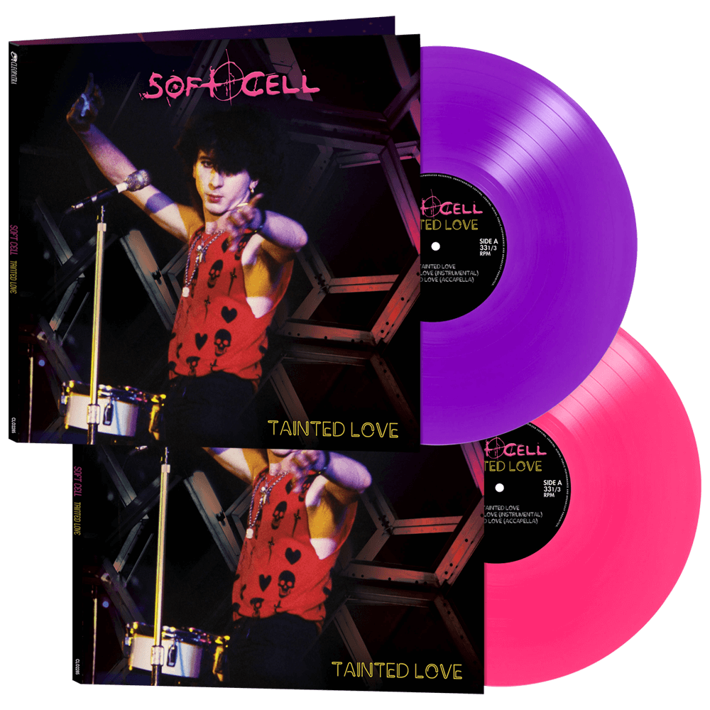 Soft Cell - Tainted Love (Limited Edition Colored Vinyl)
