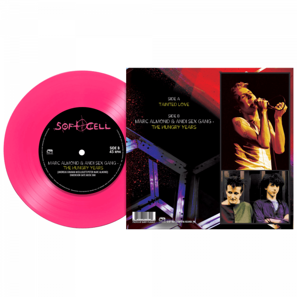 """Soft Cell - Tainted Love (Limited Edition Pink 7"""" Vinyl)"""