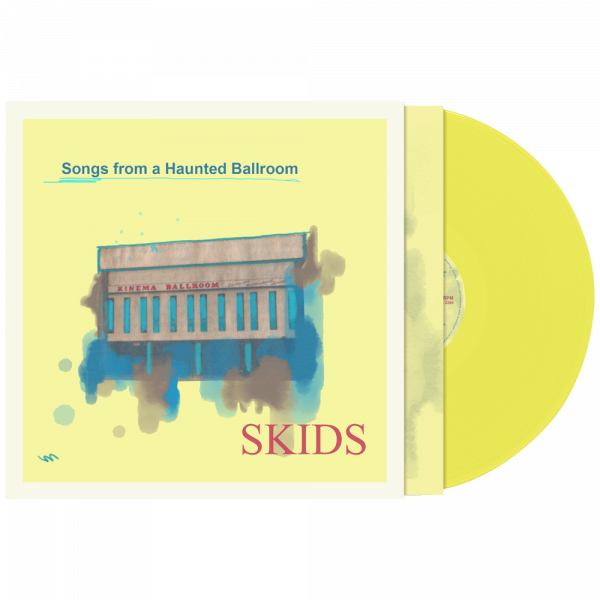 Skids - Songs from a Haunted Ballroom (Limited Edition Colored Vinyl)
