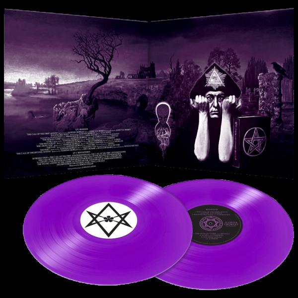 Aleister Crowley - Black Magic (Limited Edition Purple Double Vinyl)