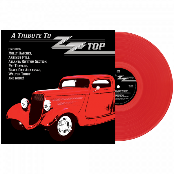 A Tribute to ZZ Top (Limited Edition Red Vinyl)