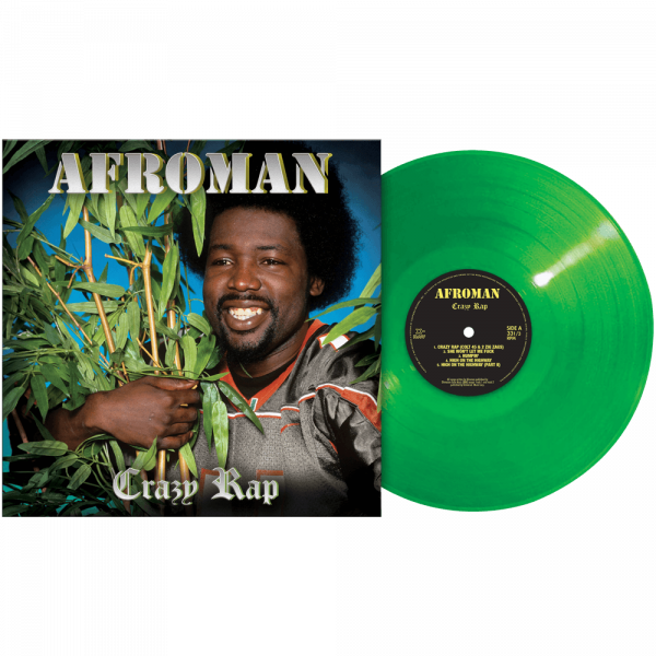 Afroman - Crazy Rap (Limited Edition Green Vinyl)