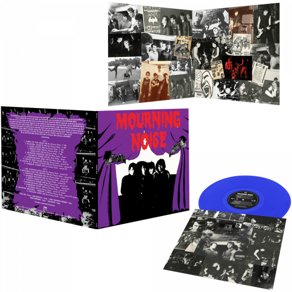 Mourning Noise (Limited Edition Colored Vinyl)