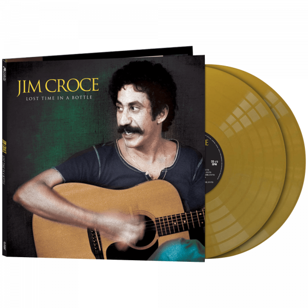 Jim Croce - Lost Time In A Bottle (Limited Edition Gold Double Vinyl)