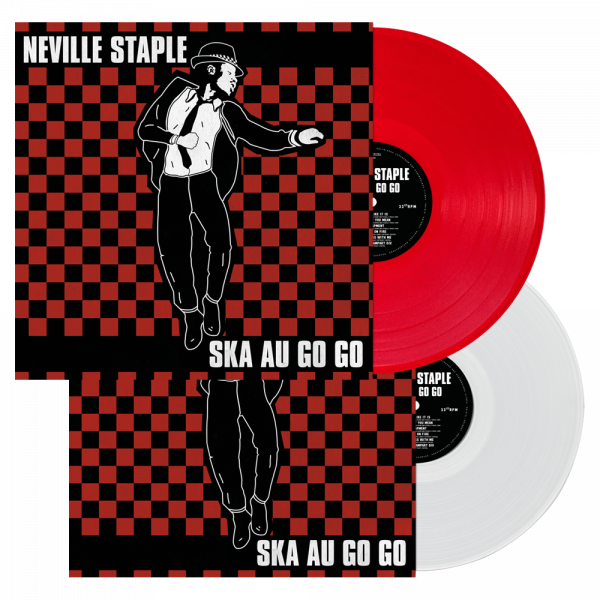 Neville Staple - Ska Au Go Go (Limited Edition Colored Vinyl)
