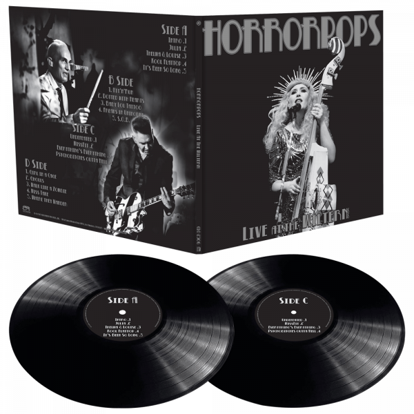 Horrorpops - Live at the Wiltern (Limited Edition Colored Double Vinyl)