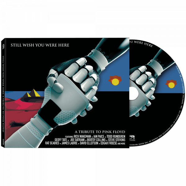A Tribute to Pink Floyd - Still Wish You Were Here (CD)