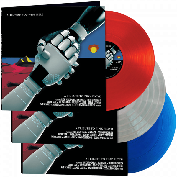 A Tribute to Pink Floyd - Still Wish You Were Here (Limited Edition Colored Vinyl)