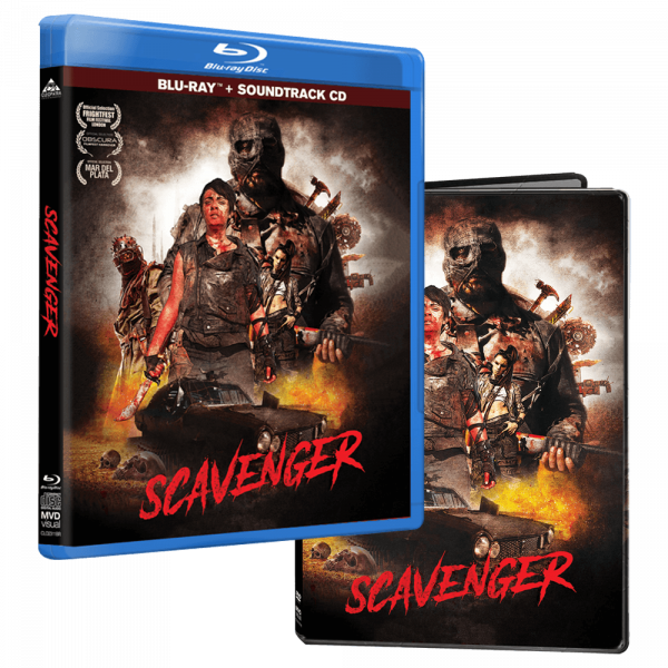 Scavenger (DVD or Blu-Ray)