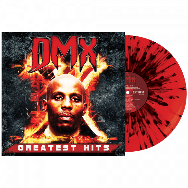 DMX - Greatest Hits (Limited Edition Red Splatter Vinyl)