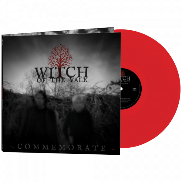 Witch of the Vale - Commemorate (Limited Edition Red Vinyl)