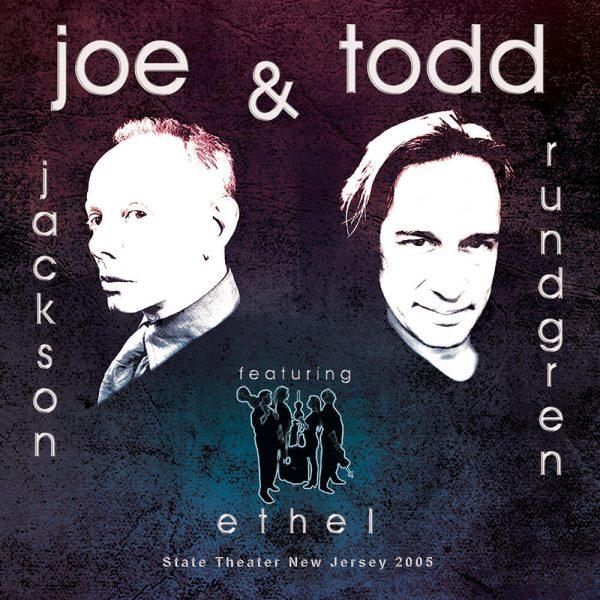 Joe Jackson & Todd Rundgren - State Theater New Jersey 2005 (2CD + DVD)