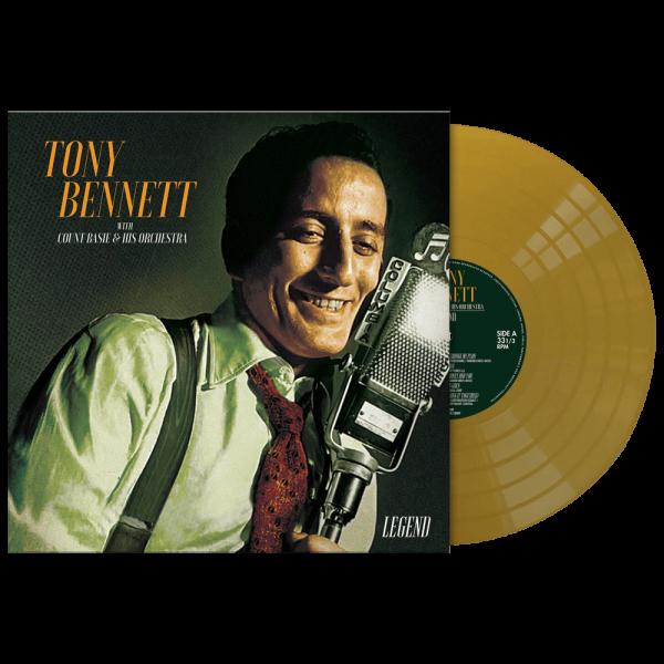 Tony Bennett - Legend (Limited Edition Gold Vinyl)