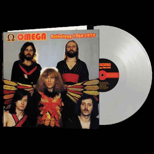 Omega - Anthology 1968-1979 (Limited Edition Colored Vinyl)