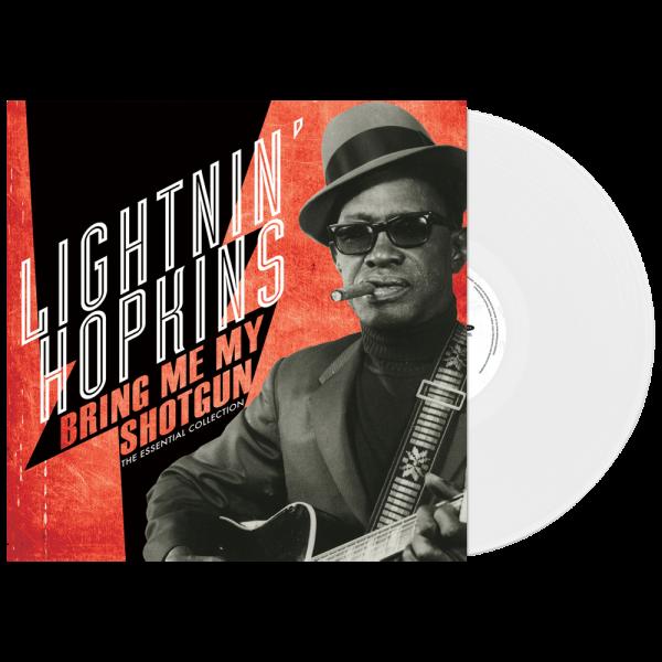 Lightnin' Hopkins - Bring Me My Shotgun - The Essential Collection (Limited Edition White Vinyl)