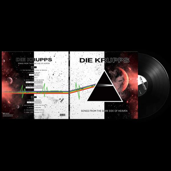 Die Krupps - Songs from the Dark Side of Heaven (Limited Edition Black Vinyl)