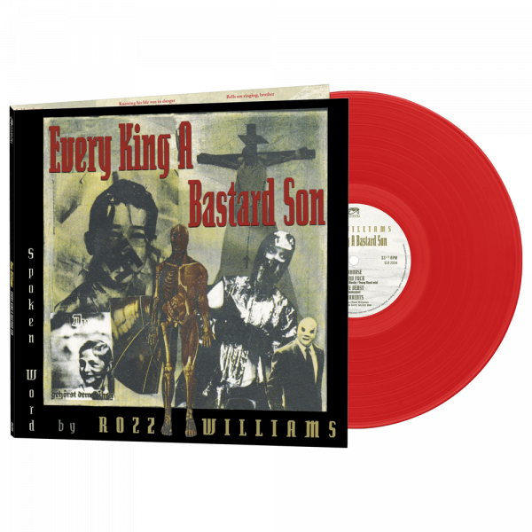 Rozz Williams - Every King a Bastard Son (Limited Edition Colored Vinyl)