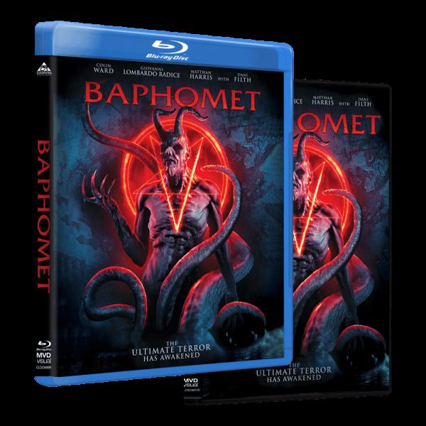 Baphomet (DVD or Blu-Ray)