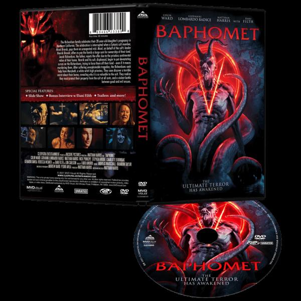 Baphomet (DVD)