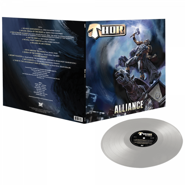 Thor - Alliance (Limited Edition Colored Vinyl)