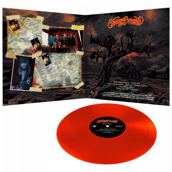 Savoy Brown - Bring It Home (Limited Edition Red Vinyl)
