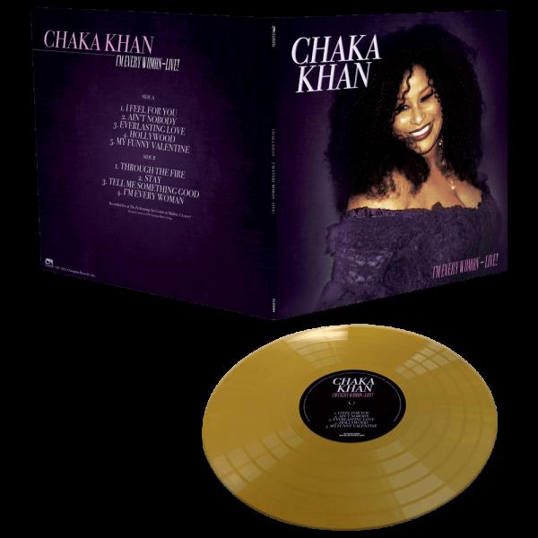 Chaka Khan - I'm Every Woman (Limited Edition Colored Vinyl)